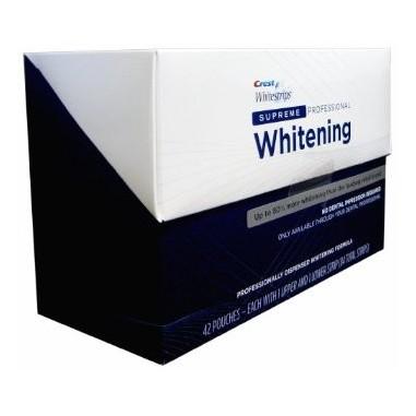 Crest Whitestrips Supreme Professional - Cutie 42 plicuri