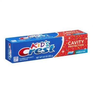 Pasta de Dinti Crest Kids Sparkle Fun - 130gr