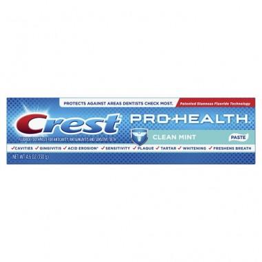 Pasta de Dinti Crest Pro-Health Clean Mint – 130gr