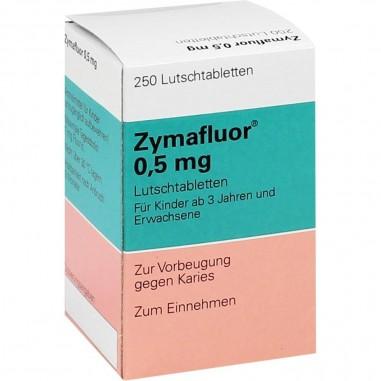 Tablete, Meda, Zymafluor, Fluor si...