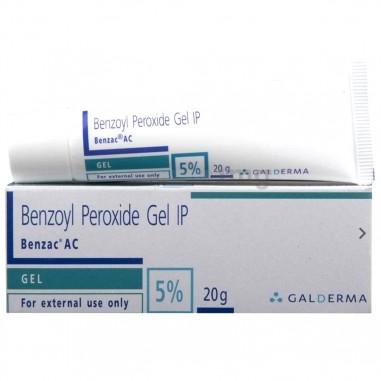 Gel, Galderma, Benzac, Anti-Acnee, 5%...