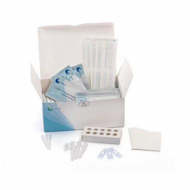 Set 20x Teste Rapide COVID-19, Easy Diagnosis, Antigen, Recoltare 4 in 1, Rezultat in 15 min, Pentru Uz Profesional